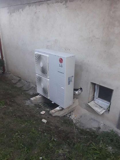 Tepelné čerpadlo LG